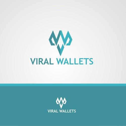Design a logo for ViralWallets.com - A Men's Wallet Marketplace