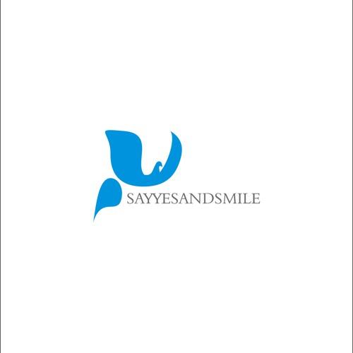 Sayyesandsmile design logo