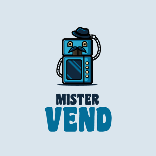Mister Vend Logo