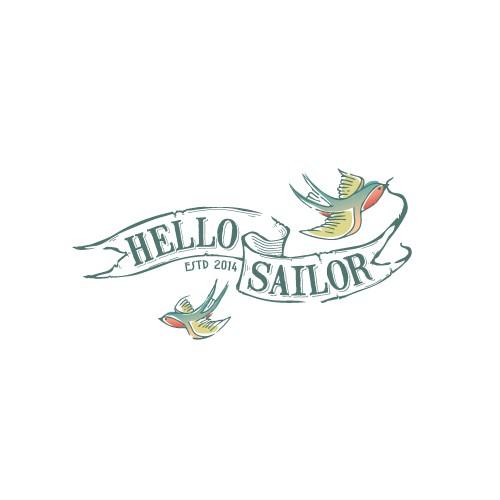 Hello Sailor Logo