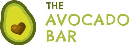 Trendy Avocado Bar Logo