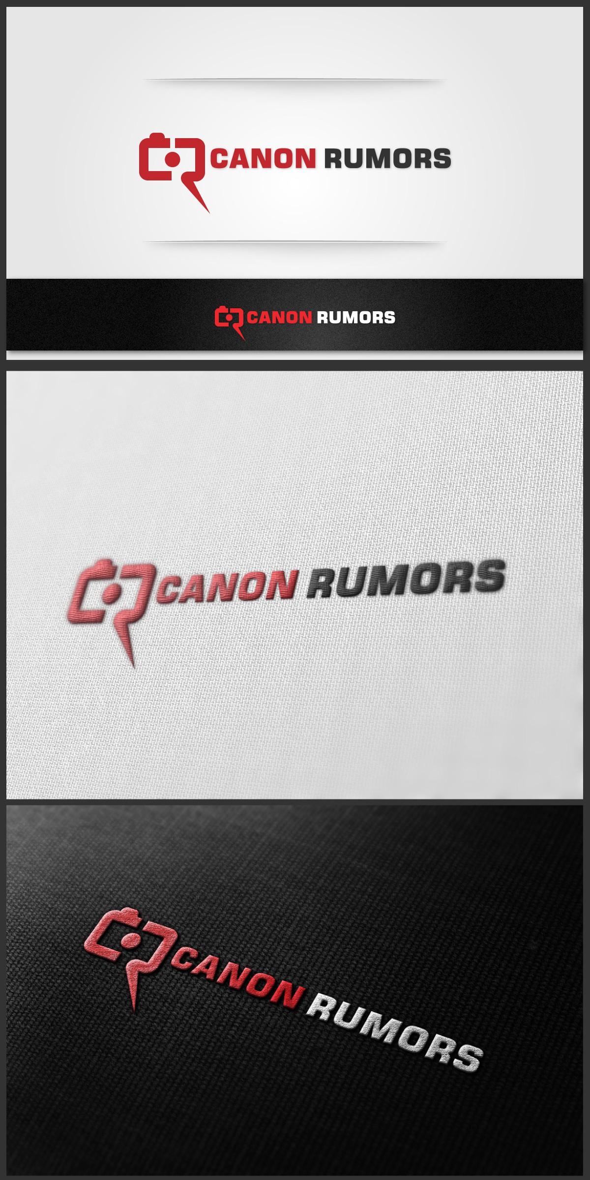 Create the next logo for Canon Rumors