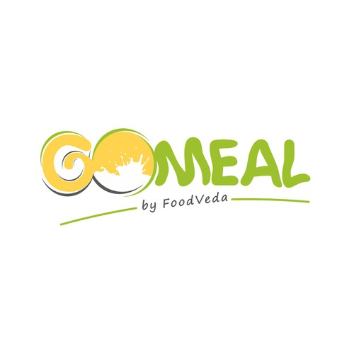 Logo for a new food brand - GoMeal