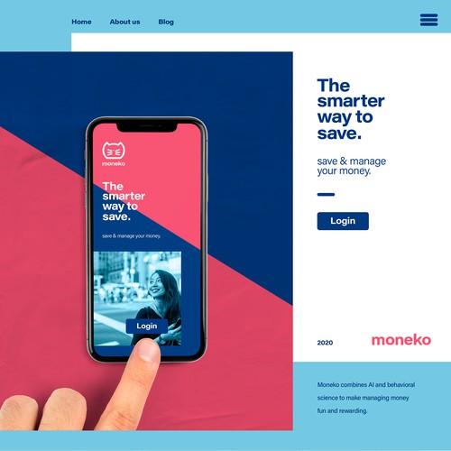 Branding Moneko