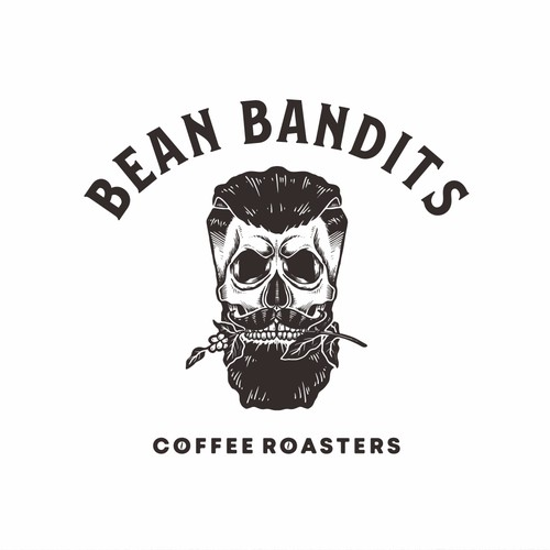 Logo Design for Bean Bandits
