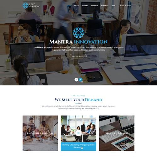 Lead Mantra Marketing Inc