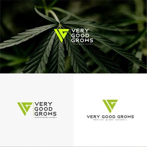 Very Good Grows logo