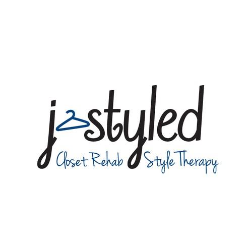 Logo for j styled