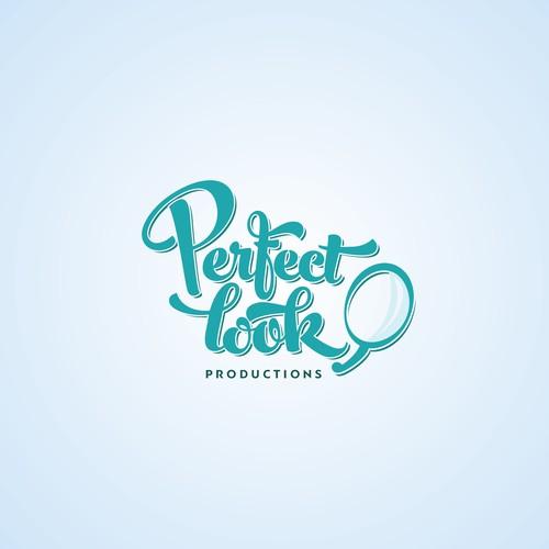 Playful logo concept fo PhotoBooth