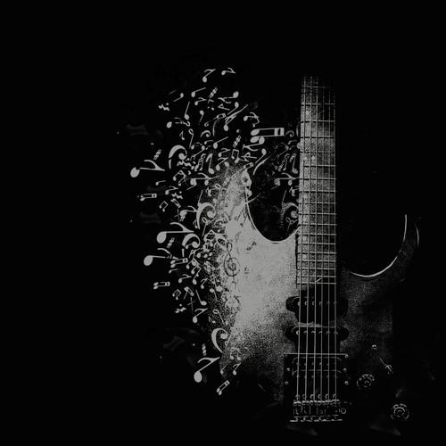 rainy guitar