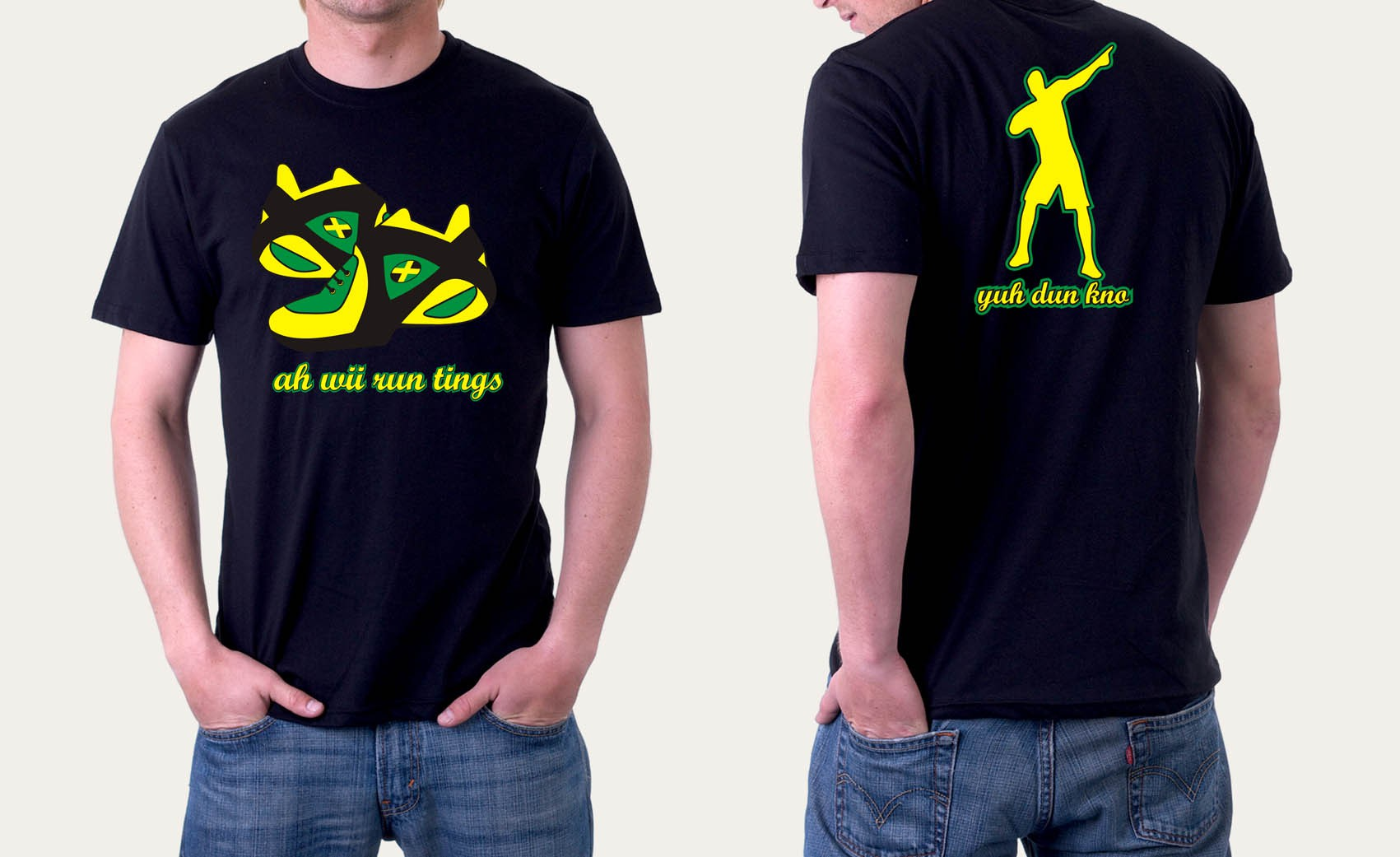 Help ahwiiruntings.co.uk with a new t-shirt design