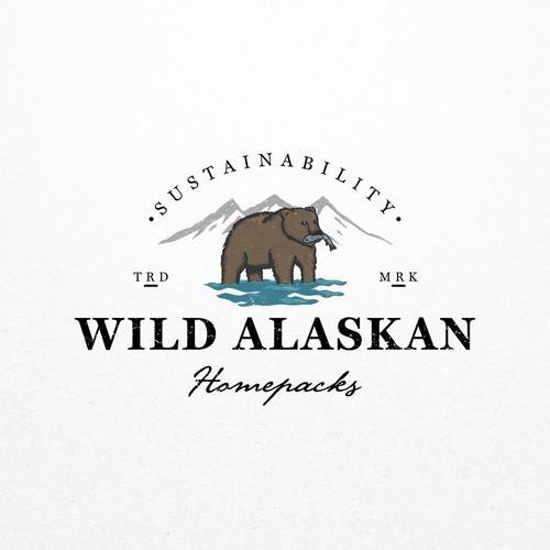 Concept for Wild Alaskan Homepacks