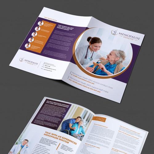 Menopause Health Brochure