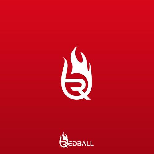 Modern logo for Renewable Energy and AI company