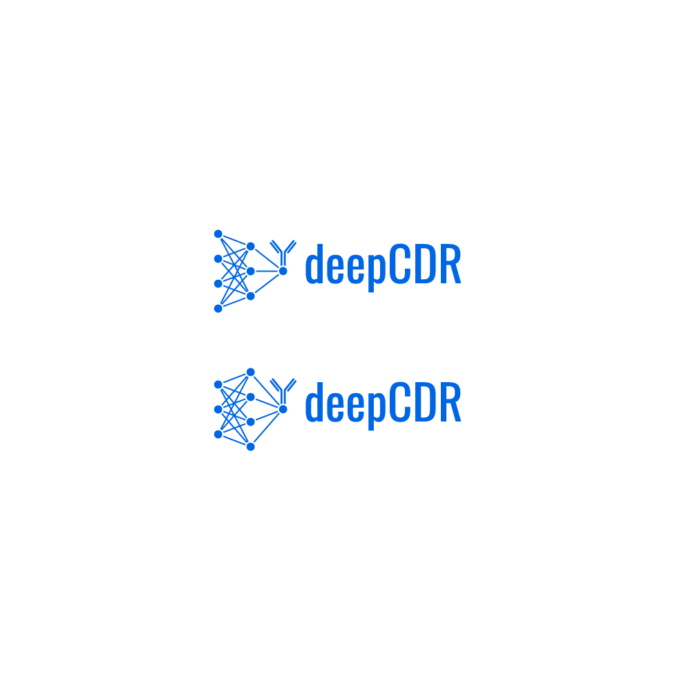 Biotechnology Startup Logo - Combine Deep Learning with Antibodies!