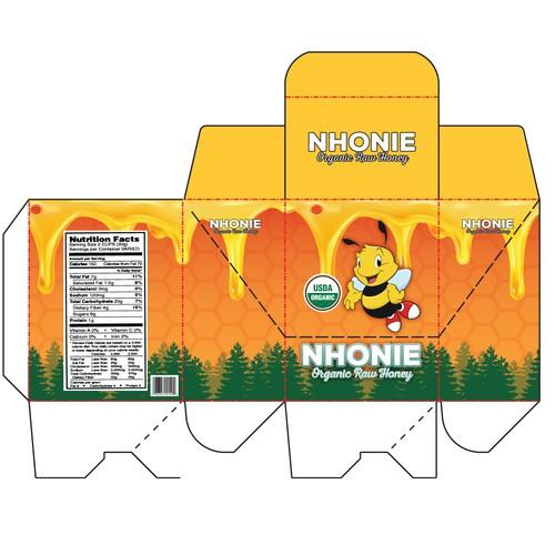 Box Design for Honey