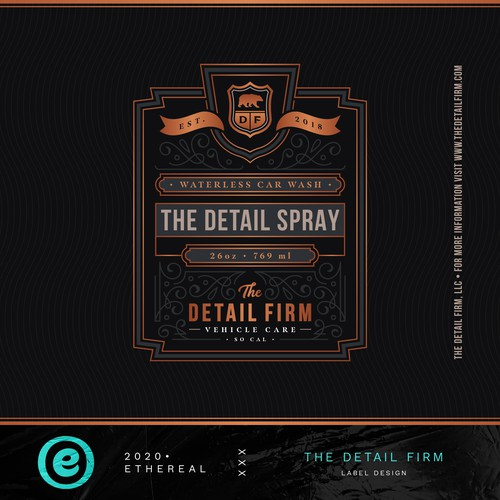 The Detail Firm
