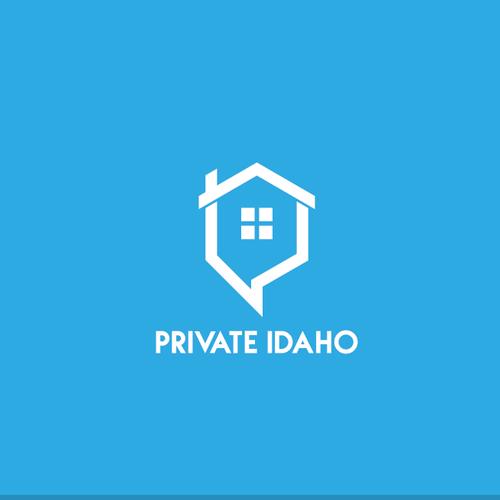 logo private idaho