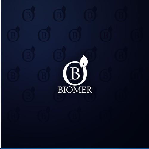 BIOMER Dairy - Elegant LOGO design