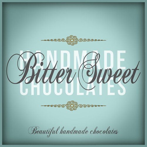 Design concept for handmade chocolate company (USA).