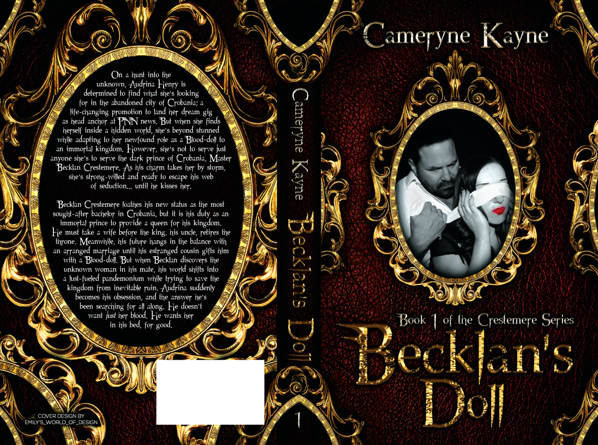 Becklan's Doll, Book 1 of the Crestemere Series
