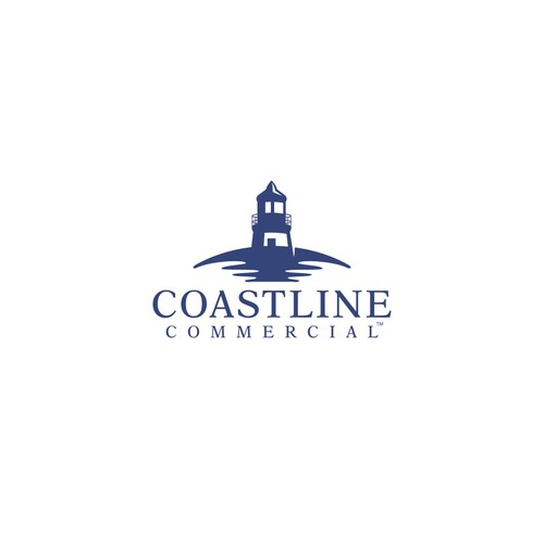 Logo for commercial real estate firm
