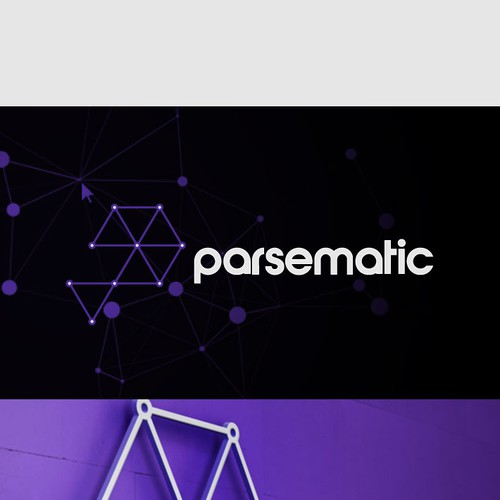 Winning Logo concept for Parsematic
