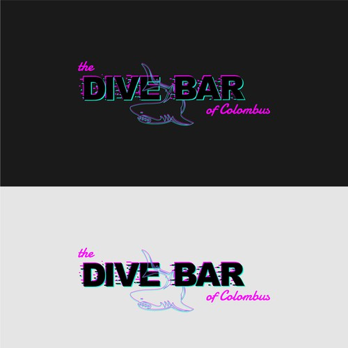 DIVE BAR LOGO