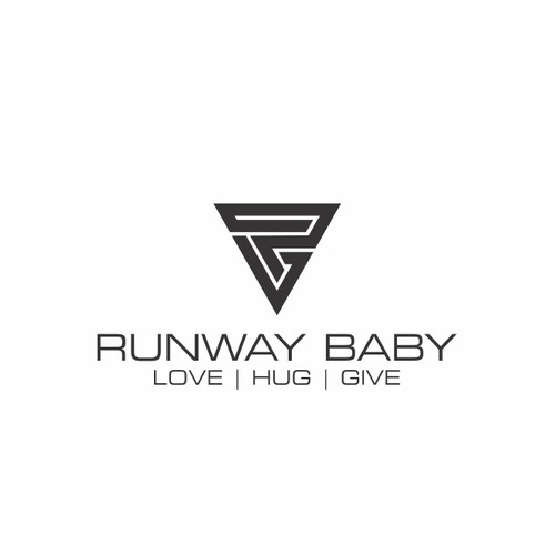 Logo, Icon, Label, Hangtag, Business Cards for luxury organic baby fashion.