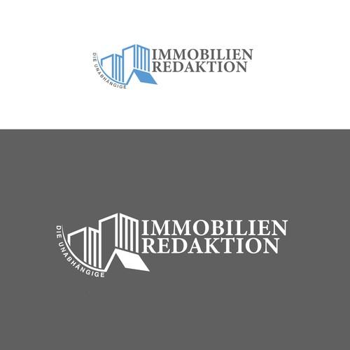 """Wining Design for """"Immobilien Redaktion"""""""