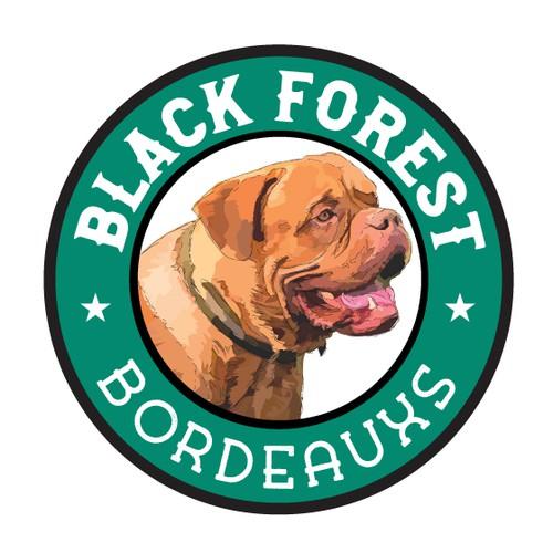 Black Forest Bordeaux (French Mastiffs)