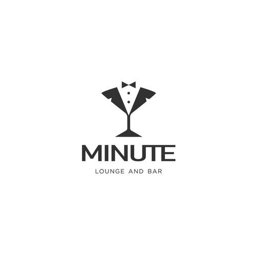 Elegant Bar Logo Concept