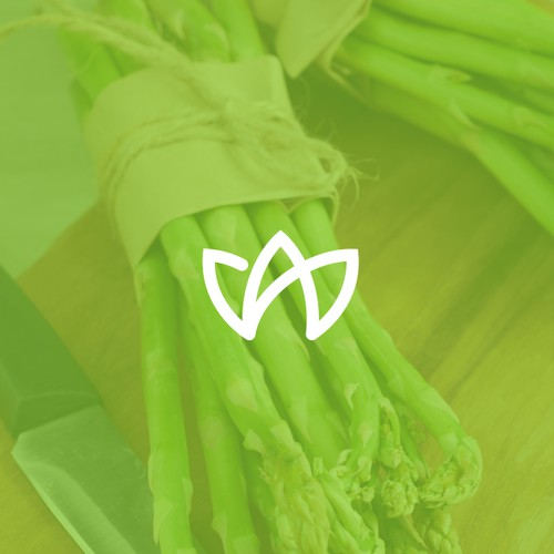 Logo para empresa agricola productora de esparragos