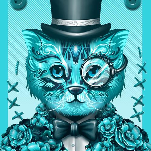 Cat (design for 2 madison gallery Kemang Jakarta)