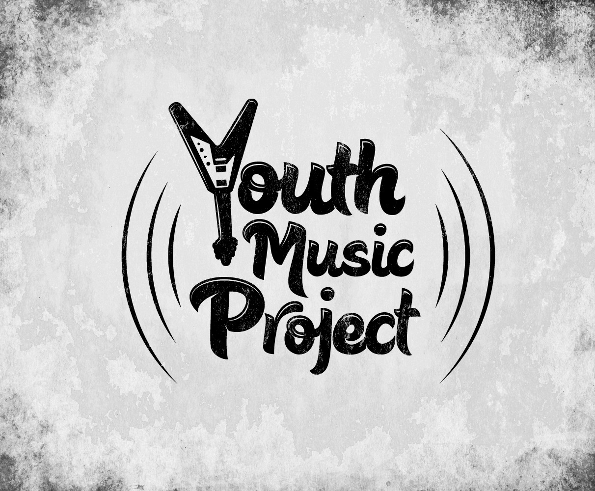 "♫ Help Kids Rock! ♫ -- Design logo for ""Youth Music Project"""