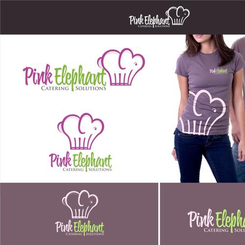 Pink Elephant Logo 2012