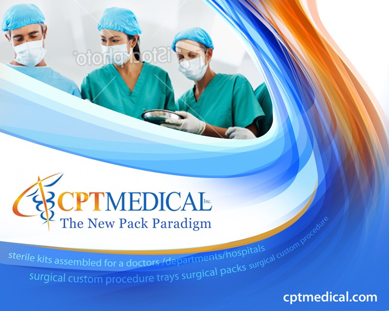 Help CPT Medical with a new design