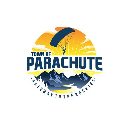 parachute sport outdoor