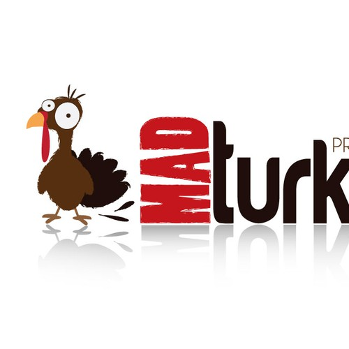 Help Mad Turkey Productions with a new logo