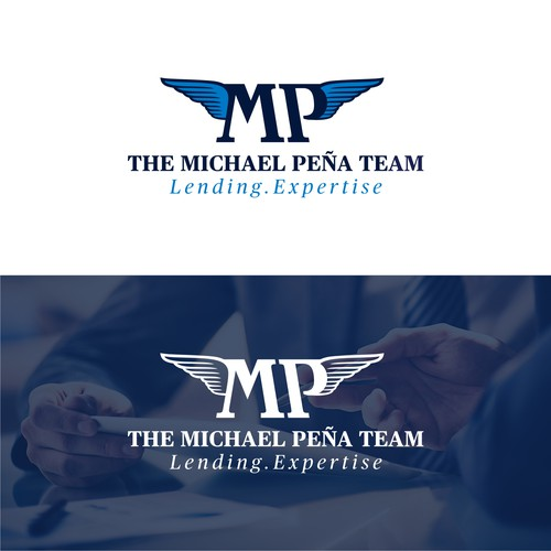 The Michael Pena Team Logo