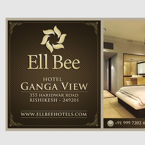 Ellbee Hospitality Pvt. Ltd needs a new banner ad
