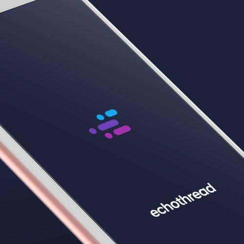 New brand identity for a new social media app.