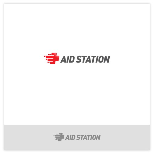 Logo Concept for Aid Station