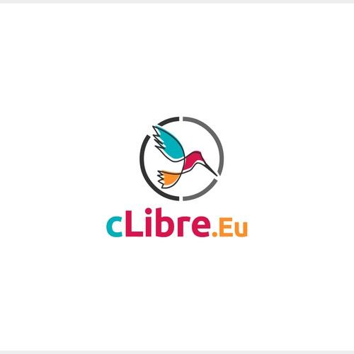 cLibre logo concept