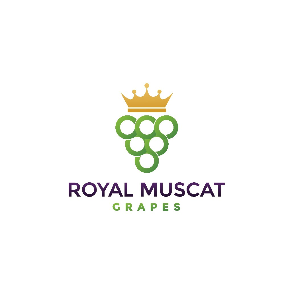 Design a logo for the most Delicious Grapes