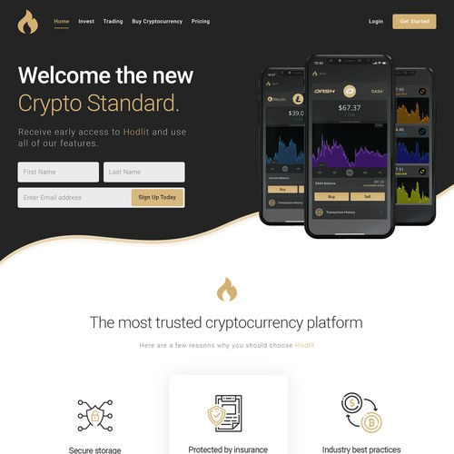 Crypto Currency Design