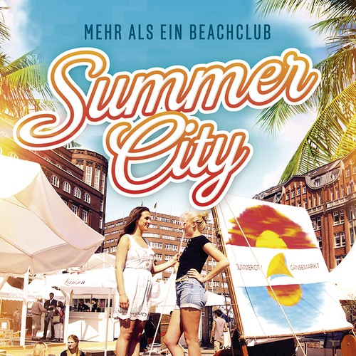 Poster for SummerCity