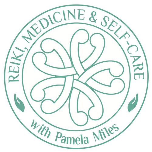 logo for Reiki, Medicine & Self-care