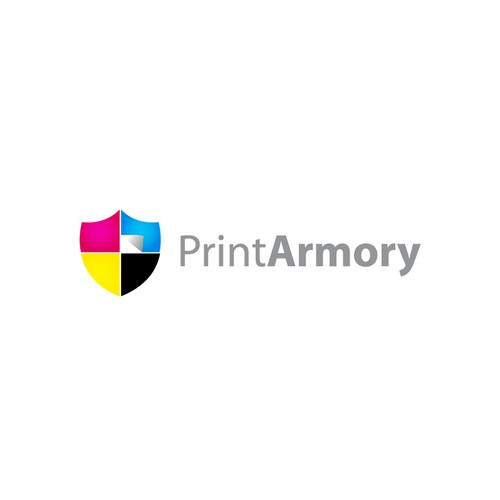 Logo needed for new Print Armory, copy and print.