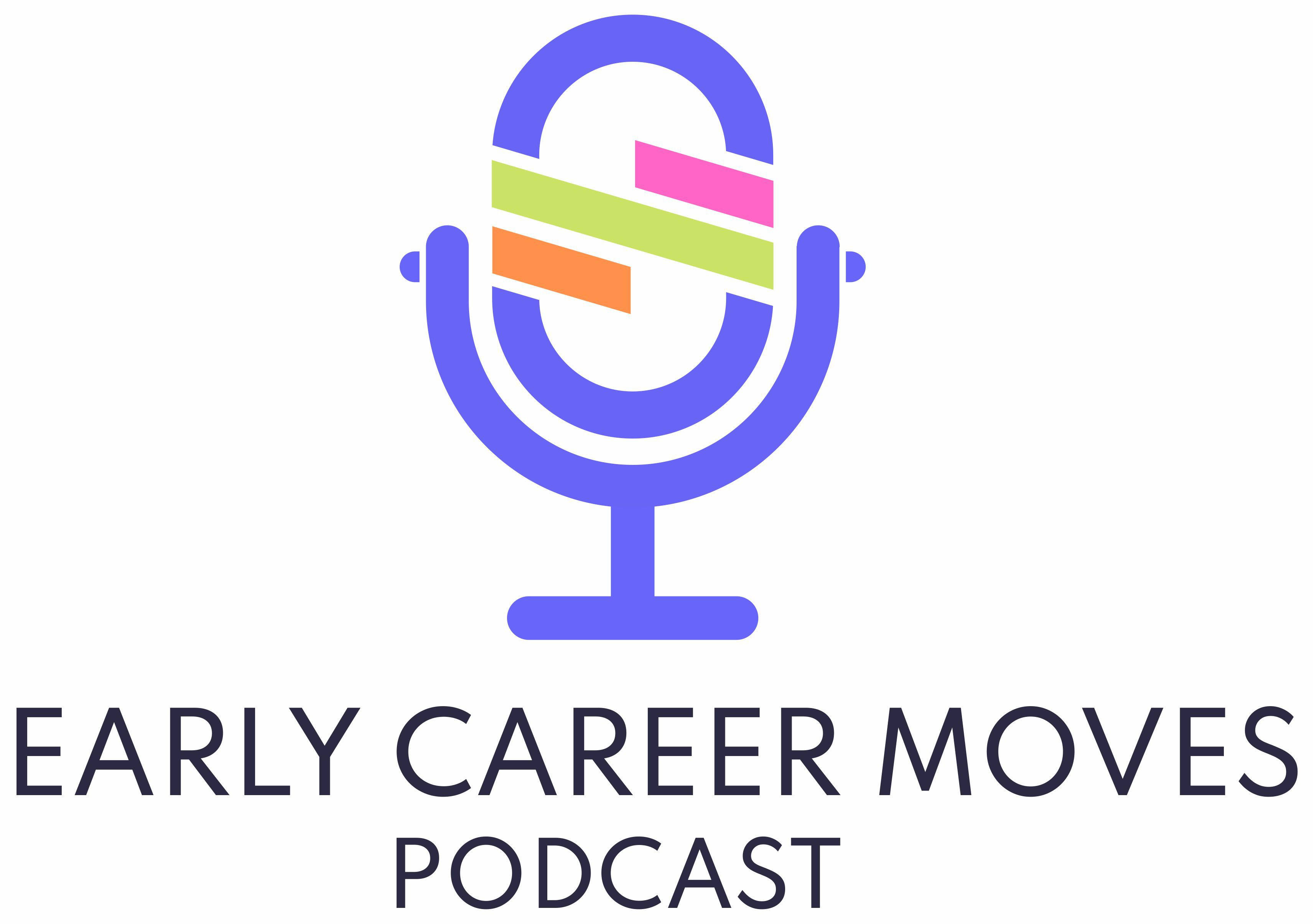 Career Podcast for Ambitious Black, Latinx, Asian, Indigenous 20-Somethings